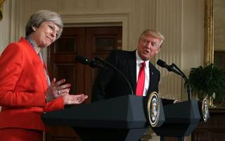 trump can't break the special relationship