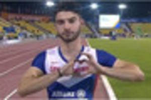 zac shaw and hollie arnold picked for ipc world athletics...