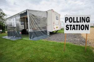 can i vote in the general election if i forgot my polling card?