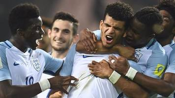 under-20 world cup: italy 1-3 england highlights