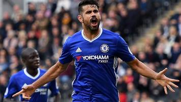 diego costa: five of his best goals for chelsea