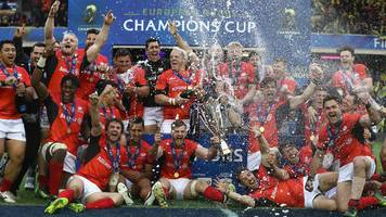 exeter face leinster and glasgow in champions cup