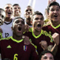 penalties send venezuela into first final