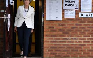 big money is being bet on whether the tories win an overall majority