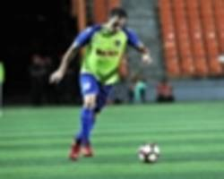 matias leaves pkns, irfan makes another foreign signing