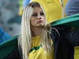 over 95,000 fans watch brazil and argentina friendly