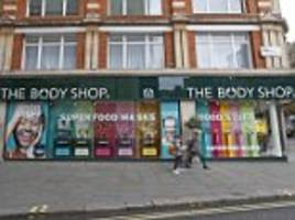 natura swoops for the body shop in £880m deal