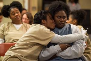 'orange is the new black': here's where season 4 left off