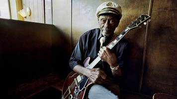 chuck berry: 'i drove to my own gigs'