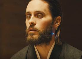 jared leto finally teases his mysterious role in 'blade runner 2049'