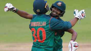 new zealand v bangladesh: 'a magnificent piece of cricket history for bangladesh'