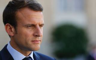 forward france? macron aims for a mandate in sunday's elections