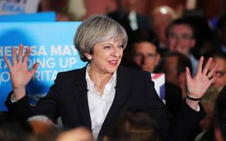 theresa may's election pledges have left uk plc dancing uneasily