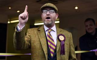 ukip leader paul nuttall quits