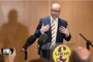does the general election result spell the end for ukip?