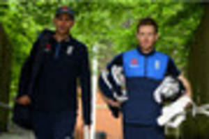 england captain eoin morgan treating champions trophy tie as his...