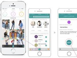 "mirror mirror app: ""takes a tinder approach to having your own fashion stylist"""