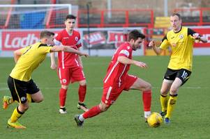 stirling albion take on old rivals falkirk in the betfred cup