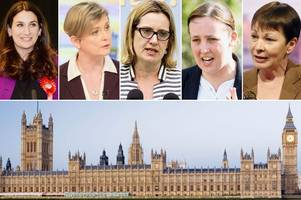 there are now more female mps in parliament than ever following the 2017 general election