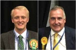 plaid wins ceredigion as lib dems lose their only seat in wales
