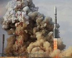 proton returns to flight with us satellite after 12 month hiatus