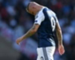 'it was like a middleweight boxer versus a heavyweight' - strachan proud despite late scotland lapse