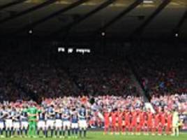 england and scotland produced an incredible atmosphere