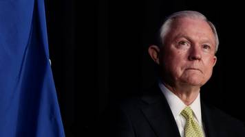 comey hearing: sessions to testify in response