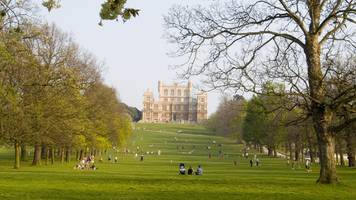 wollaton hall museum shuts for dinosaurs' arrival