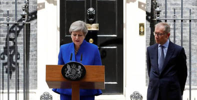 in personal blow theresa may's two closest advisors quit after election debacle