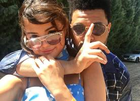 love is blind! selena gomez abandons her career to be with the weeknd