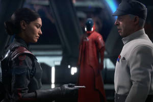 star wars: battlefront ii trailer includes flashy moments from all three eras