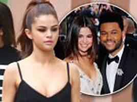 selena gomez no longer wants to hide love for the weeknd