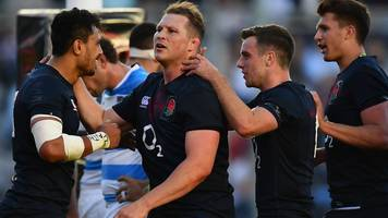 argentina 34-38 england: england beat argentina in gripping test opener