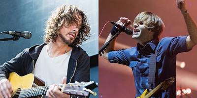 "watch death cab for cutie cover soundgarden's ""fell on black days"" for chris cornell"