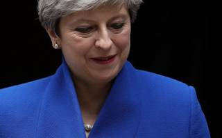 theresa may looks to form a new cabinet and negotiate a dup deal