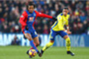 transfer talk: could crystal palace loanee be on his way from...