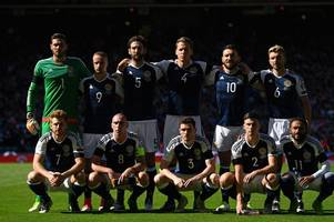 scotland player ratings v england: find out who was the star man