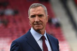 watch former rangers boss graeme souness hilariously ask for interview to be moved from celtic end at hampden