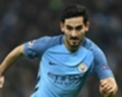 'manchester city must aim for the best' - gundogan targeting major titles