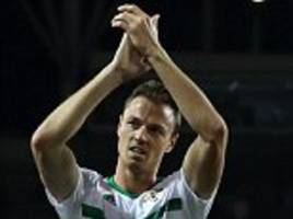 northern ireland's jonny evans backs team spirit