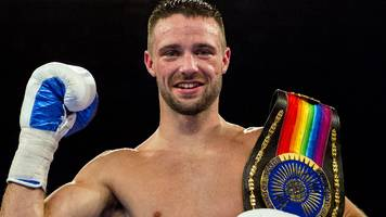 josh taylor will be scotland's best since ken buchanan, says carl frampton