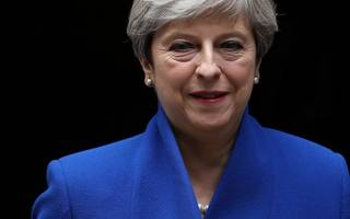 theresa may has kicked off her post-election reshuffle