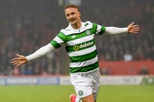celtic striker leigh griffiths targeted by premier league duo newcastle and west brom
