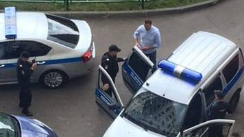 alexei navalny: putin critic detained before protests