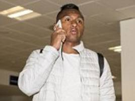 rangers expected to complete alfredo morelos capture