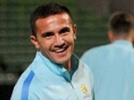 tim cahill eyes world cup despite reduced australia role