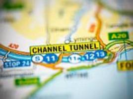 export boom sets eurotunnel record