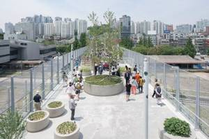 seoul turned an abandoned overpass into its own $33 million version of the 'high line'