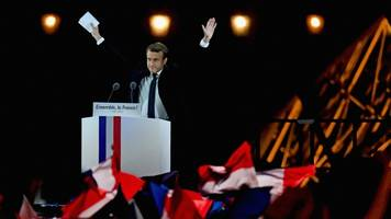 a new political party could be taking over french politics